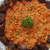 Riz gras à la viande
