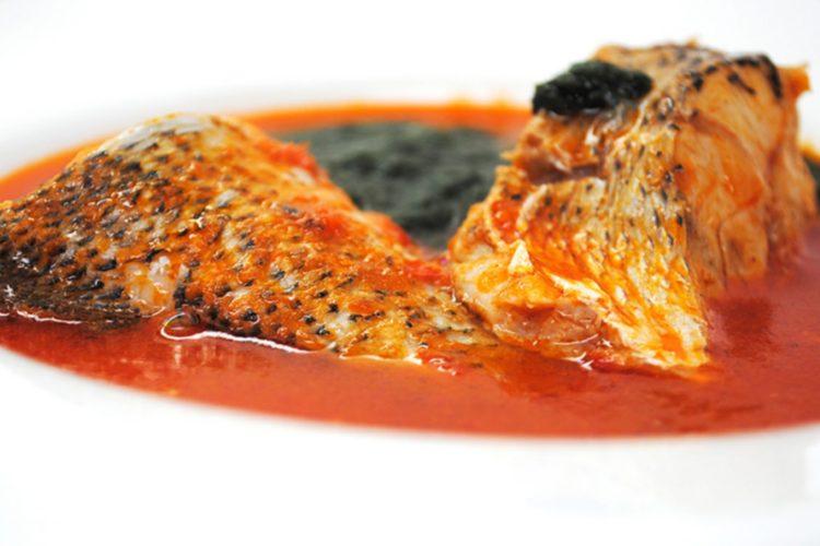 la sauce biekosseu au poisson